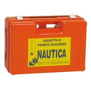 Caja PVC para Botiquín a bordo